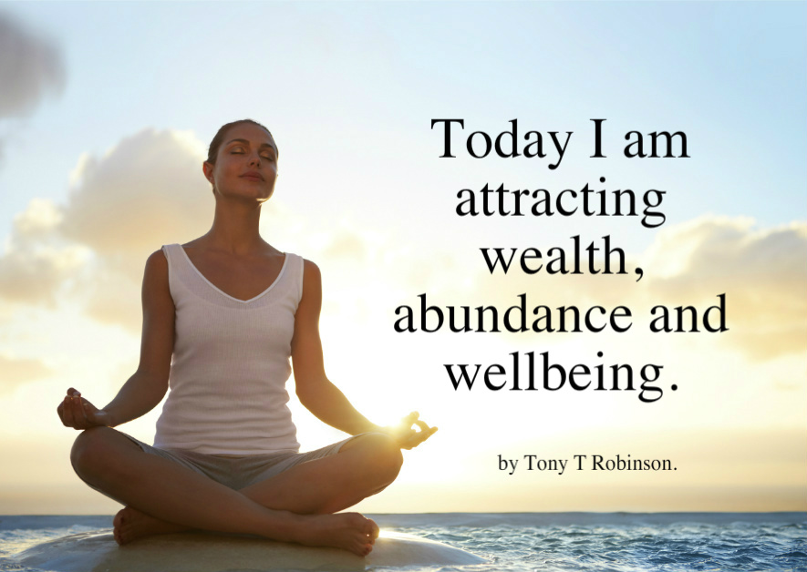Daily Inspiration – Day 8 Law of Attraction Affirmation ...